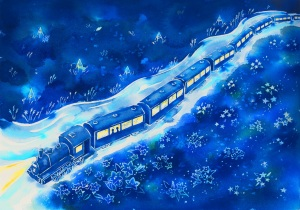 「銀河鉄道の夜」 The Night of the Milky Way Train