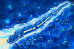 「銀河鉄道の夜」 The Night of the Milky Way Train