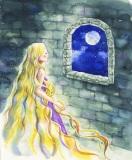 「ラプンツェル」Rapunzel