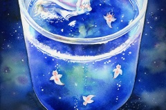 クリオネソーダ水 The soda of kurione