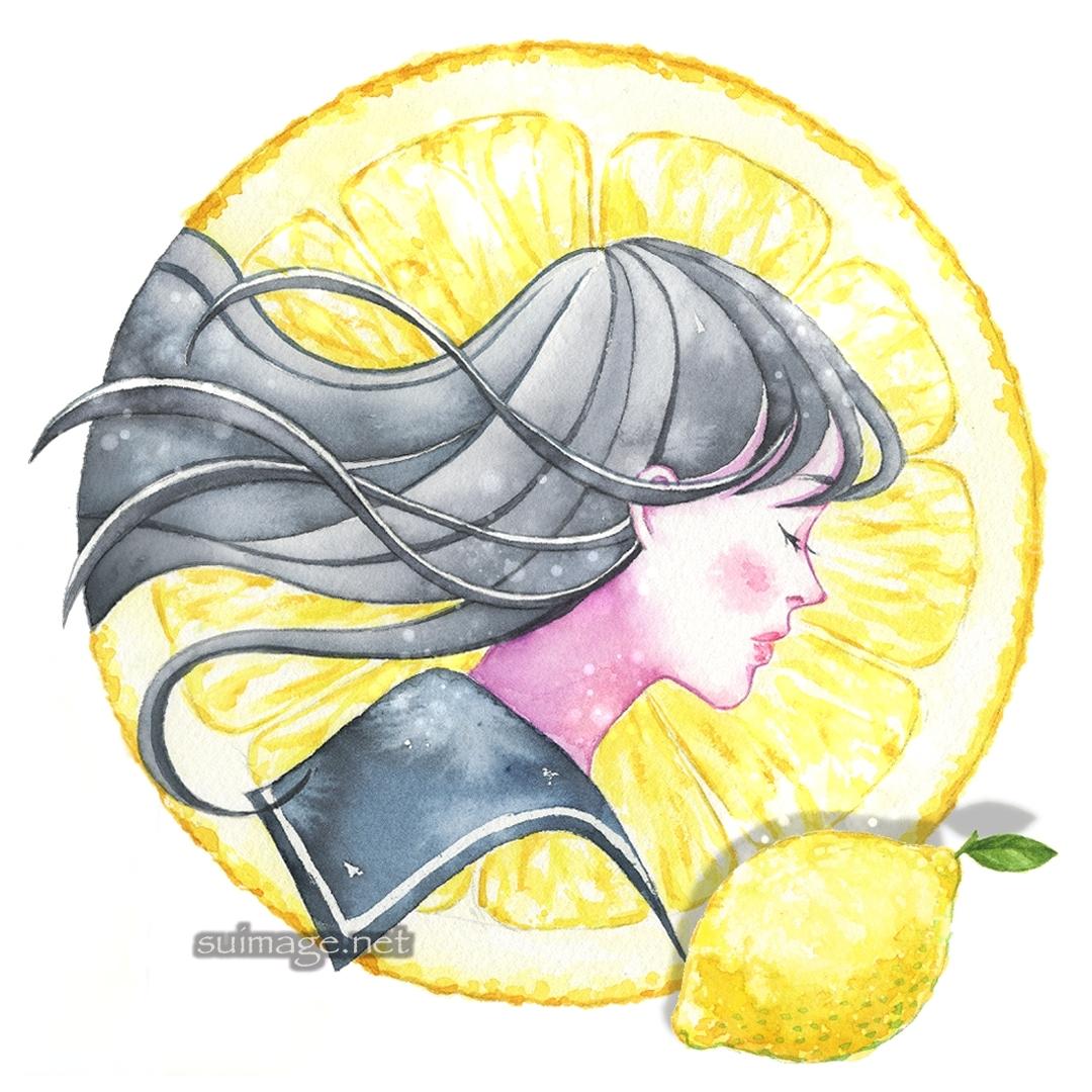 レモンの香りのあの子