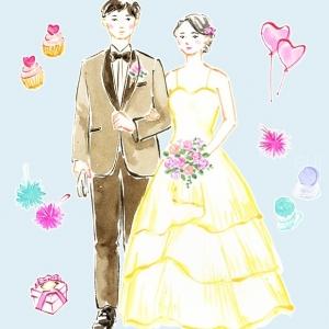 洋装結婚式