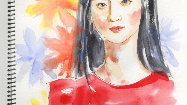 三浦瑠璃「孤独の意味も、女であることの味わいも」
