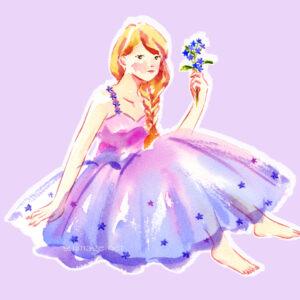 bluestar dress